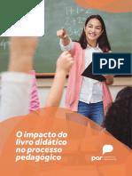 Impacto do Livro Didático no Processo Pedagógico