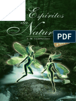 Os Espiritos da Natureza - C W Leadbeater