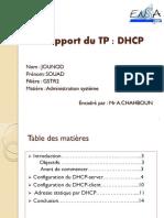 Rapport du TP (1)