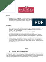 PIF CREA CASA 1
