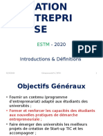 Introduction  Définitions {Créa-Entreprise}