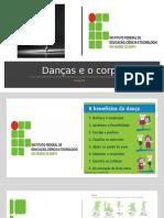 Ensino da dança - aula 02