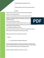 PYEUI-01.- Poderes Insestables en Ed - Gimeno S