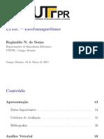 Apostila Eletromagnetismo UTFPR