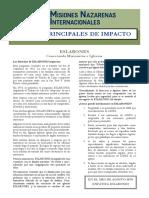 6 AREAS DE IMPACTO - ESLABONES