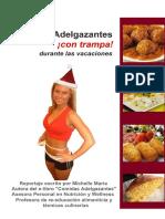 Comidas Adelgazantes de Michelle Maria.pdf