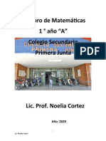 dossier  matematica 1
