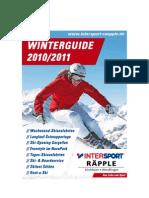katalog ausfahrten 2010