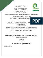 Practica 2 Electricidad Industrial