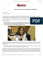 STJ fixa repetitivo sobre início dos juros de mora devidos por promitente-vendedor de imóvel - Migalhas Quentes
