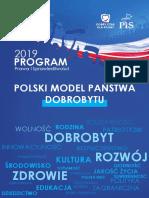 Program PiS 2019