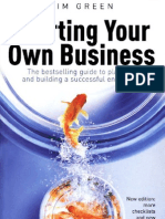 Starting Your Own Business 1845280709