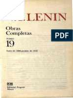 Obras completas. Tomo 19 (junio 1909 - octubre 1910) - Vladimir I. Lenin.pdf