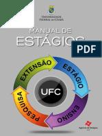 manual de estágio UFC