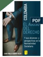 El Abuso Del Derecho en Colombia