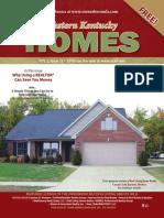 Western Kentucky Homes December 2010
