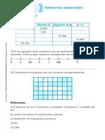 Actividades Matemáticas sexto