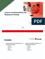 Sistema Hidroneumatico de maquinaria pesada PDF