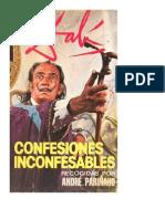 Dali Confesiones inconfesables