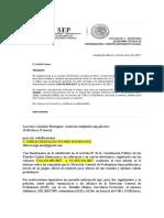 Consulta requisitos CÉDULA PROFESIONAL PARA EXTRANJEROS  09 feb 17 EMILIO REINALDO FLORES RODRÍGUEZ