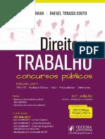Direito do Trabalho para Concursos - Renato Saraiva.pdf