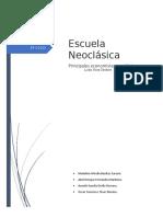 Economistas neoclasicos