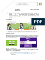 Guia de Aprendizaje #2  grado Octavo_Matematicas