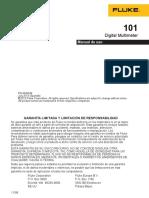 Fluke101 Manual completo