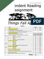 2020 tfa independent study assingnment