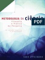 Appolinário, Fabio - Metodologia da ciência_ Filosofia e prática da pesquisa-Cengage Learning (2012)