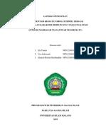 Implementasi Kegiatan Sholat Dhuha dalam Pembentukan Karakter Disiplin dan Tanggung Jawab