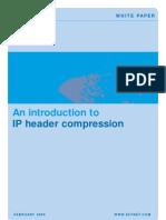 Whitepaper Header Compression