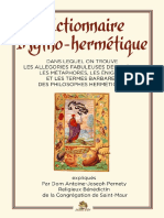 Pernety Antoine-Joseph - Dictionnaire mytho-hermétique.pdf
