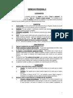 Resumen Procesal II  - Maria Teresa Hoyos (1)