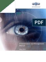 IT Governance Manual for islamic bank