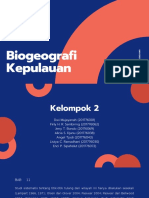 Presentasi Biogeografi