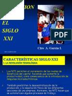 CARACTERÍSTICAS SIGLO XXI