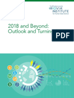 2018 and Beyond Outlook and Turning Points