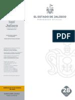 Reglas de operación del Plan Emergente de Protección al Empleo e Ingresos de los Jaliscienses