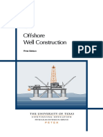 Offshore Well Construction