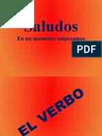EL VERBO 2020