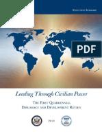 QDDR Executive Summary