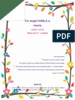 CLASE UNCION KIDS - UN ANGEL HABLA A MARIA.docx