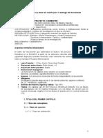 Aspectos formales documento III Semestre