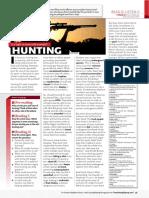 hunting vocabulary