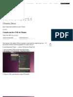 Criando Um Live Usb Do Ubuntu