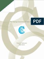 CCIL Financials-2009-10