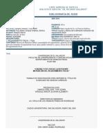 Requerimiento Fiscal El Salvador