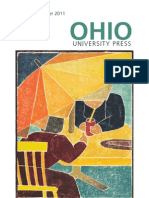 Spring & Summer 2011 Catalog for Ohio University Press and Swallow Books