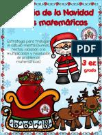La magia de la Navidad en las matemáticas tercer grado